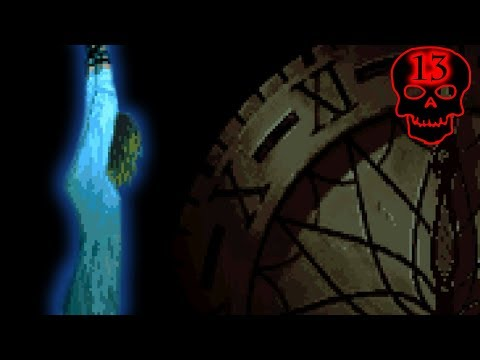 Clock Tower (SNES) | 13 Days of Terror