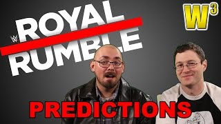 WWE Royal Rumble 2017 Predictions   Wrestling With Wregret