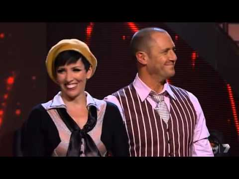 Larry Emdur is sent home on Dancing With...