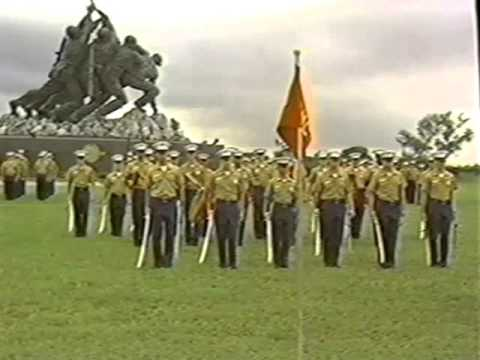 1991 Marine Military Academy (MMA) Drill and Graduation
