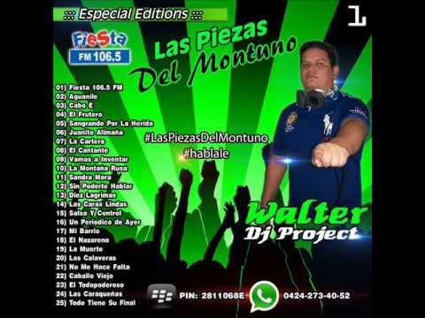 (SALSA BRAVA) Piezas Del MONTUNO Vol.1 (WALTER DJ PROJECT)