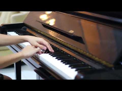 Rossa - Tegar (Piano Cover by JYS)