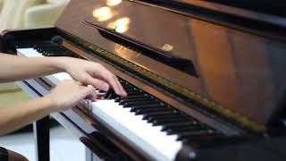 Video Rossa - Tegar (Piano Cover by JYS) download MP3, 3GP, MP4, WEBM, AVI, FLV Juli 2018