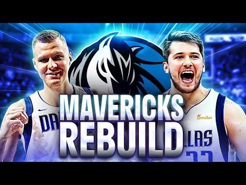 2020 Mavericks Rebuild | Can Luka And Porzingis Bring Home A Title?