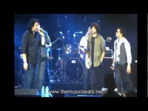 Mika Singh, Shafqat Ali And Strings Jugalbandi Live at Dubai Intensity 2012