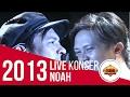 Reza feat. NOAH - Mungkin Nanti (Live Konser Tour NOAH - Kediri - Februari 2013)