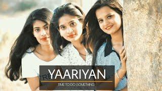 Gambar cover Tere Jaisa Yaar | Ye Dosti Hum Nahi Todenge | Female Version | Heart Touching Story