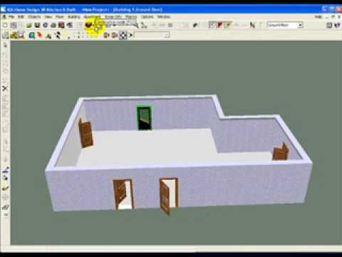 Arcon 3d Architect Grand Designs 3d Doors Tutorial Youtube