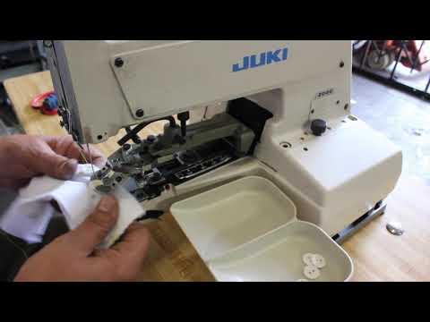 button sew