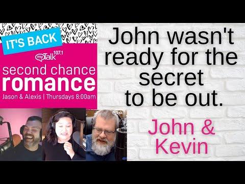Second Chance Romance - The Problem Was a Secret John Can't Talk About