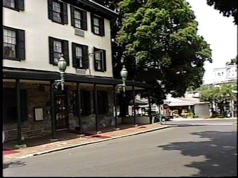 SIGHTSEEING NEW HOPE, PA 1999