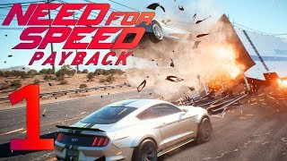Need For Speed Payback playthrough pt1 - Meet the New Crew