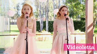 Violetta 3 English: Vilu and Ludmi sing