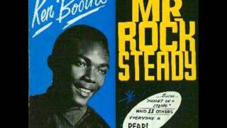 Ken Boothe   Mr rock steady 1968   12   Give me the right
