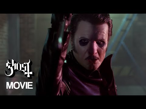 GHOST Feature Film In The Works, Tobias Forge Confirms