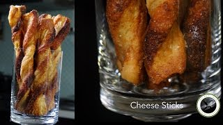 Cheese Sticks Recipe – Bruno Albouze – THE REAL DEAL