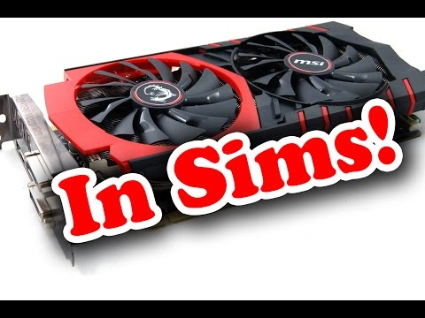 New Hardware! GTX 970 Unboxing and Test in IL2 Bos, CloD,WT and DCS