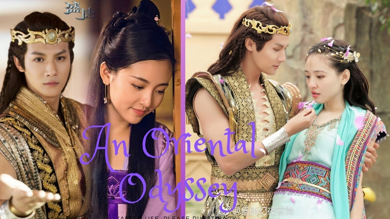 Download 💕An Oriental Odyssey - A Lifetime Waiting for You 💕