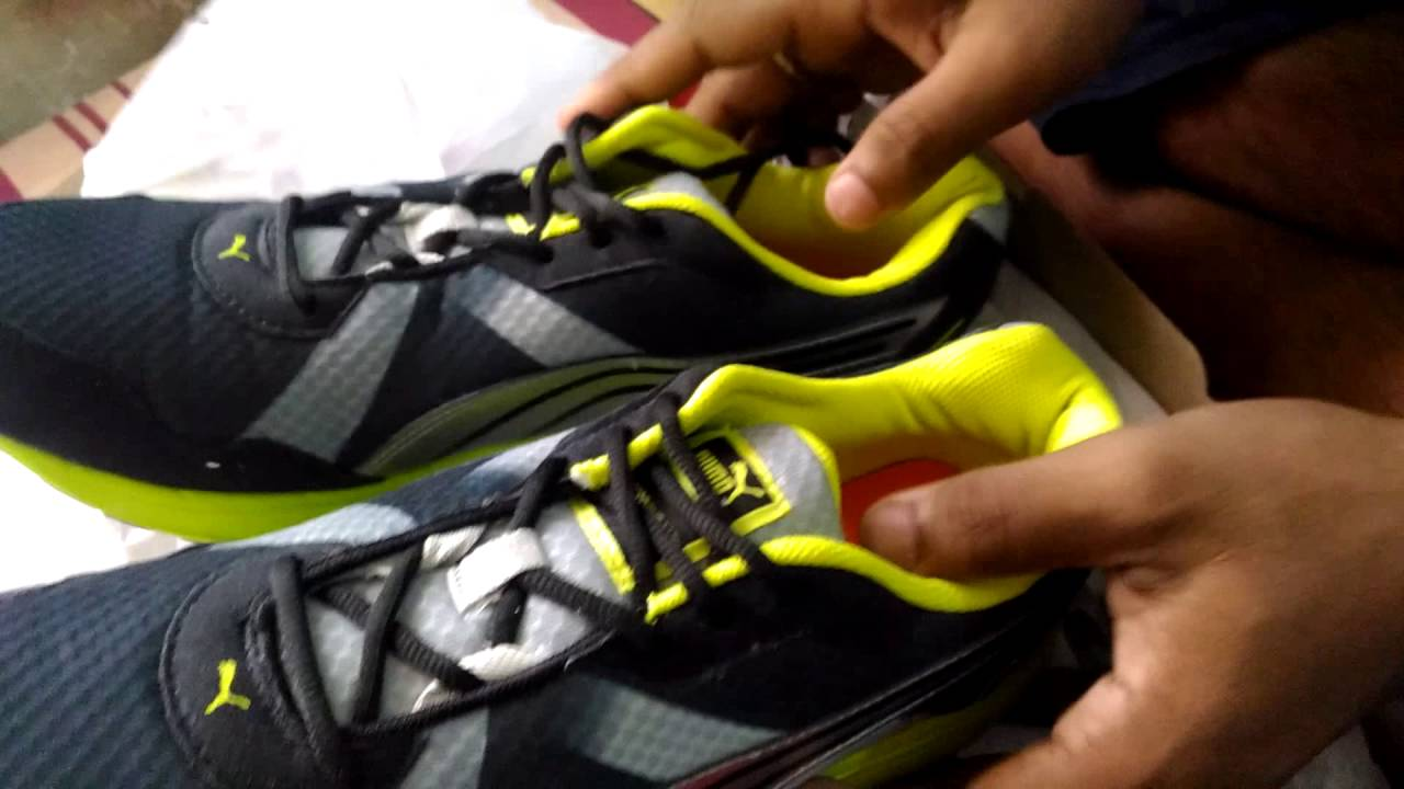 PUMA Propeller DP Running shoe - YouTube de82798cc