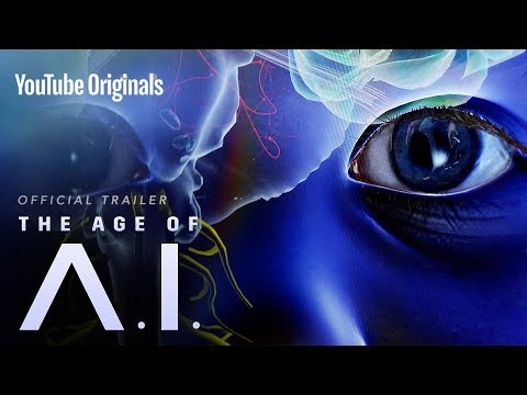 The Age of A.I. | Official Trailer