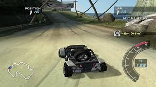 Ford Racing 3 PC HD - Size Matters