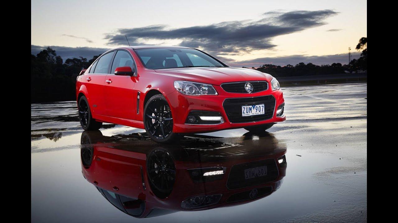 Holden Commodore ssv redline showcase  YouTube