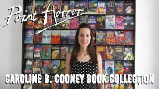 Point Horror - Caroline B. Cooney Book Collection
