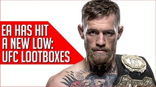 New EA UFC Proves That EA Has NO INTEREST in Changing! (UFC 3 Lootbox Catastrophe)