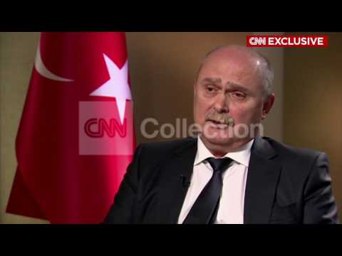 EXCLUSIVE: TURKISH FOREIGN MINISTER INTERVIEW