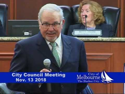 City Council Meeting 11/14/2018