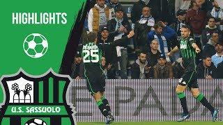 Sassuolo-Lazio 1-1 | Highlights 2018/19