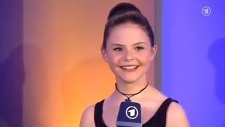 Taken by a Stranger - Carlotta Truman (11) Live at ARD Show as Lena Meyer-Landrut-Double