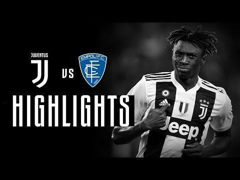HIGHLIGHTS: Juventus vs Empoli - 1-0 - Moise Kean nets the decider