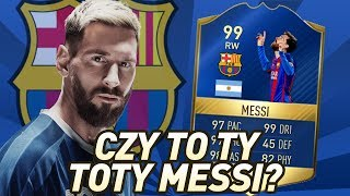 Czy to Ty TOTY Messi? - FIFA 17