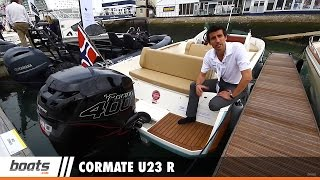 Cormate U23 R: First Look Video