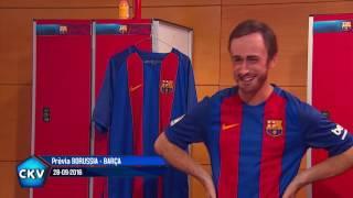 Crackòvia - Mascherano motiva Paco Alcácer
