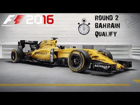 SheenyPlay - F1 2016 Bahrain időmérő Bach-rockos