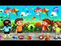 Kite flying game and Making game 3d | kite games | kite game video | kite game for android