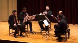 Anton Reicha _Woodwind Quintet in Eb major op.88 no.2