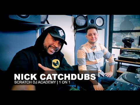 Nick Catchdubs | 1 ON 1 | Scratch DJ Academy
