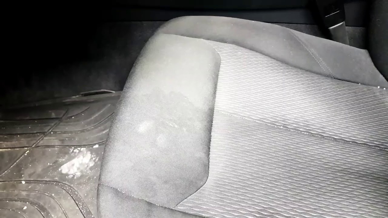 Favorit Autositze reinigen, Fleck entfernen, Fleck auf Sitz - YouTube QA14
