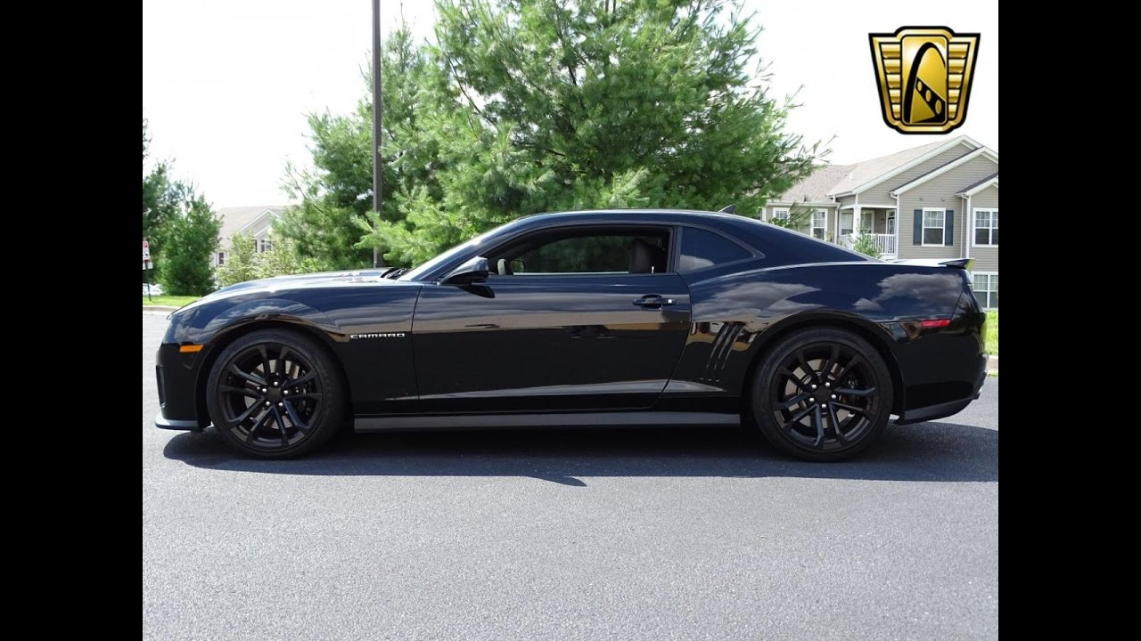 Chevy Rims For Sale >> 2013 Chevrolet Camaro ZL1 for sale at Gateway Classic Cars ...