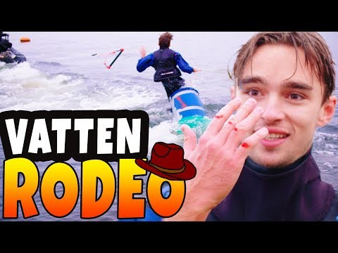 VATTEN RODEO!! | RMM | Allt På Ett Bräde