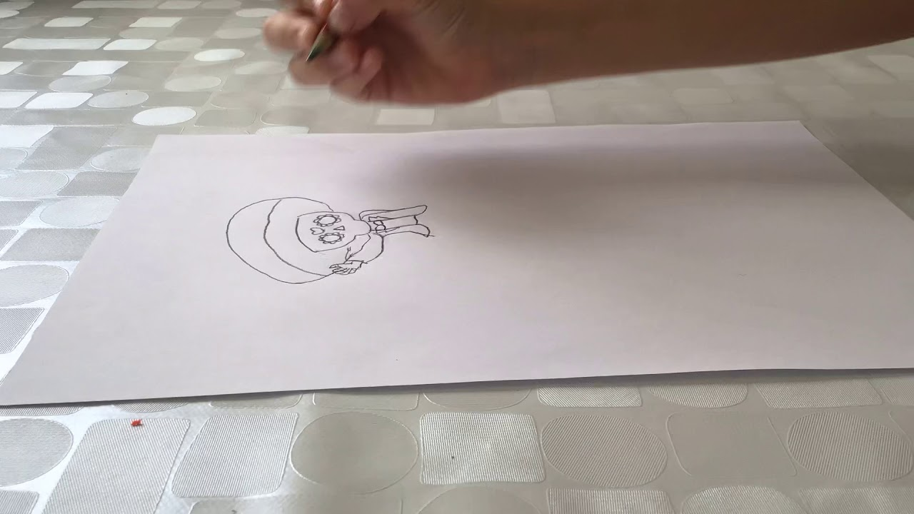 Poco çizimi hızlı çekim Ali Efe Özkaya