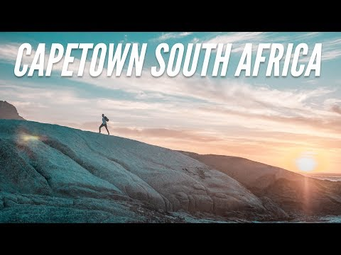 My New Favorite City.... CAPE TOWN SOUTH AFRICA IS FIRE