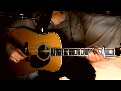 Only The Lonely (Know The Way I Feel) ~ Roy Orbison - Chris Isaak ~ Acoustic Cover w/ Martin D-45