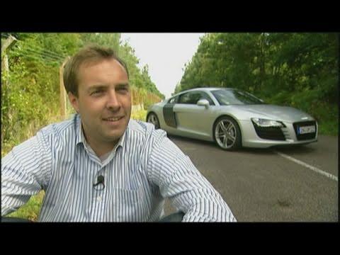 Tracktest Audi R8