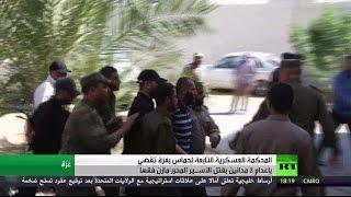 أحكام بالإعدام في غزة لقتلة مازن فقها