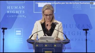 Meryl Streep contraataca a Donald Trump por llamarla
