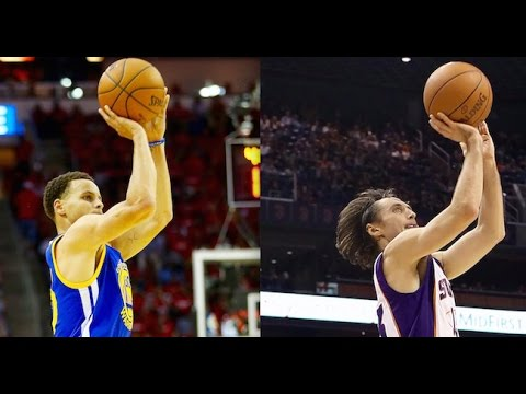 Is Steve Nash the Greatest Shooter Ever?